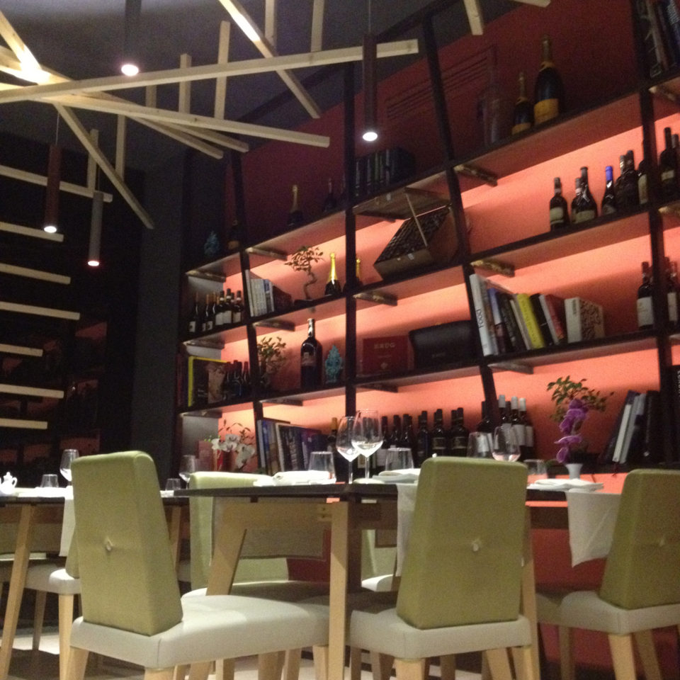 Caparena sushi & wine
